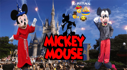 Fiestas Infantiles Mickey Mouse