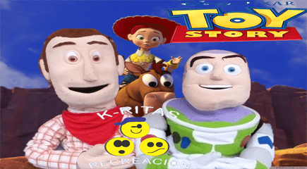 Titeres Toy Story